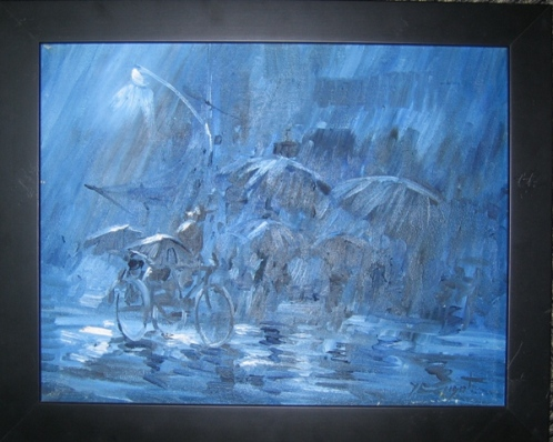 Ye Myint  - Rain 2